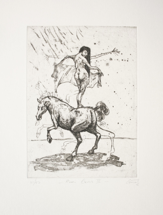 Homo Equus III