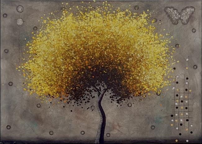 Cielo estrellado - Miguel Angel López