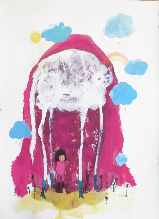 Patrizia Montiel- Después de la lluvia