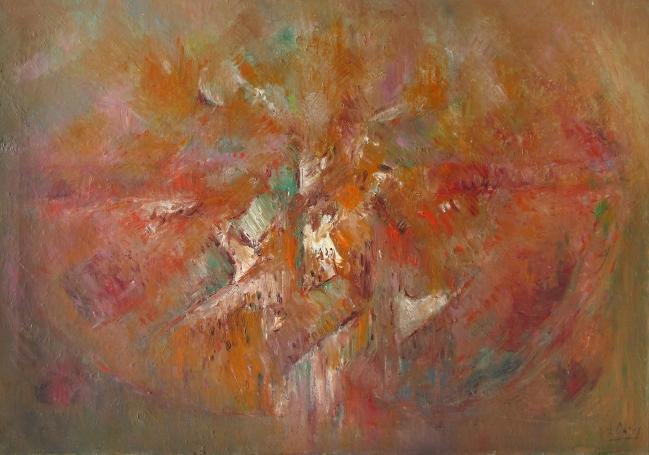 Abstracto - Jaime Oates