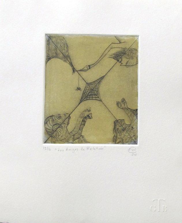 Los amigos de metatrón 14/16 - Pablo Weisz Carrington
