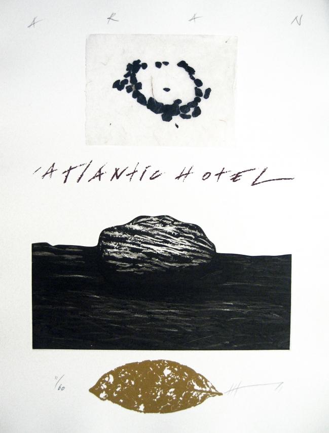 Atlantic hotel - Jan Hendrix