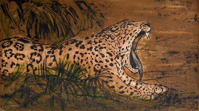 Jaguar - Humberto Baca Gráfica