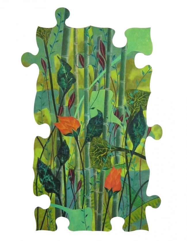 Verde I - Colección Particular