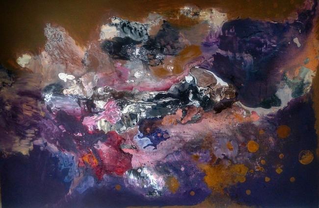 Horizontes púrpuras