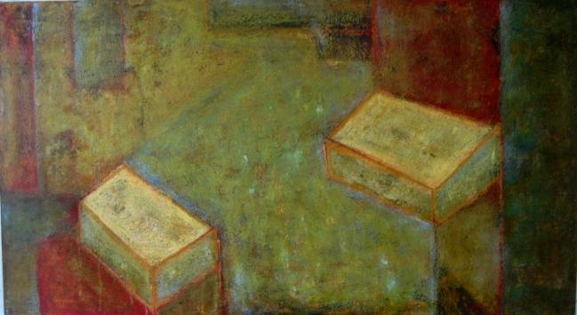 La distancia entre una sombra y el deseo - Claudia Perenzalez