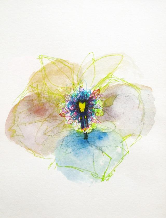 Chiqui cree que es una flor - Patrizia Montiel