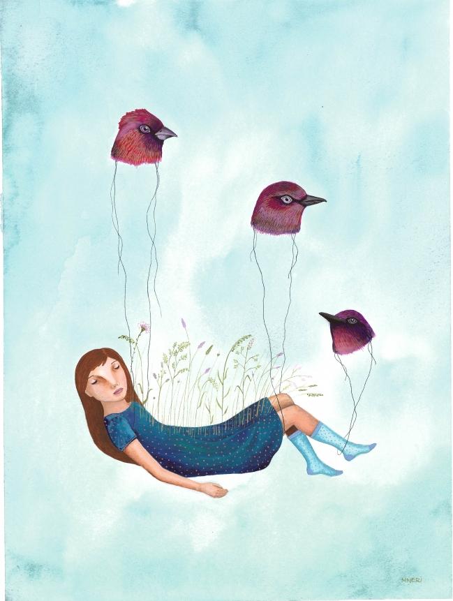 El viaje mágico - María Neri