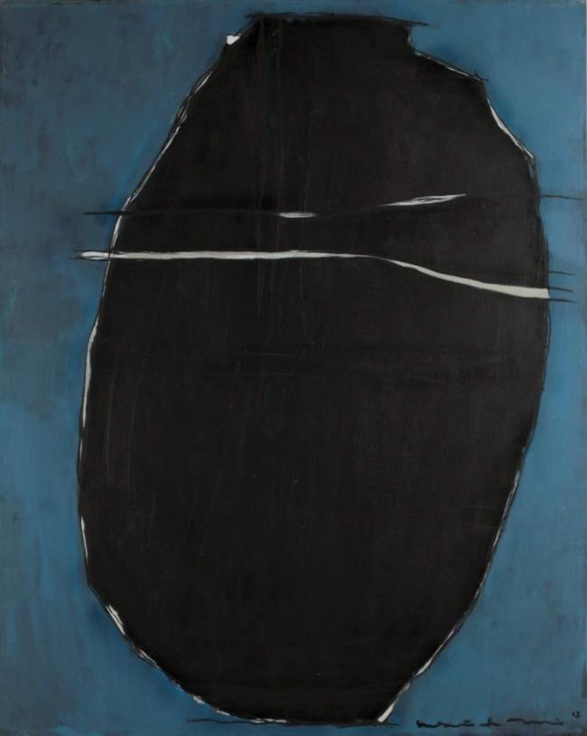 Infinito azul