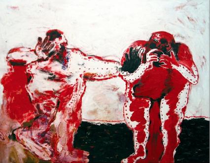 GAN1110 Adán y Eva según Rembrandt