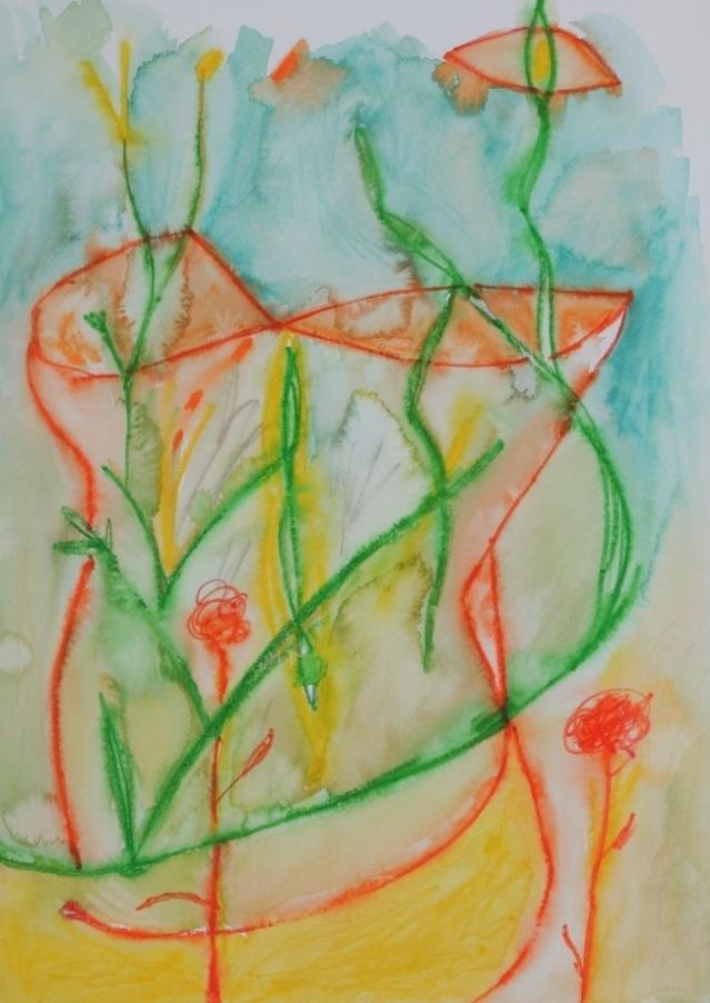 Torso y retoño - Carlos Rodal