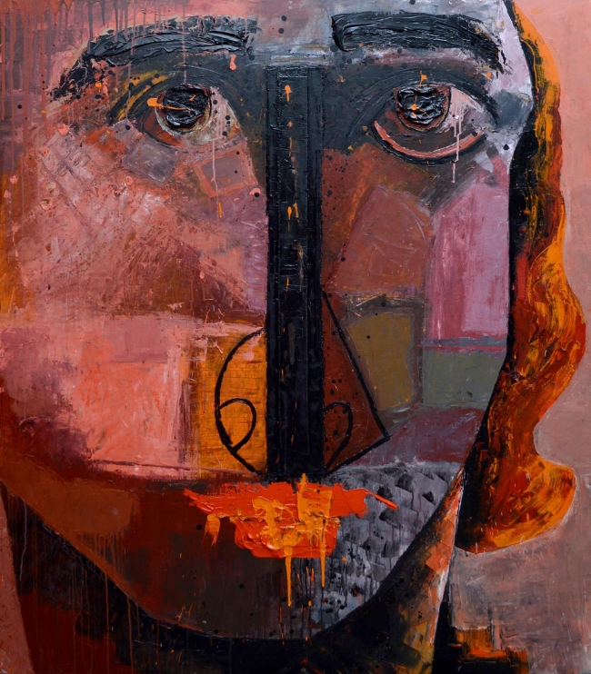 Cabeza No.1 - Vladimir Cora
