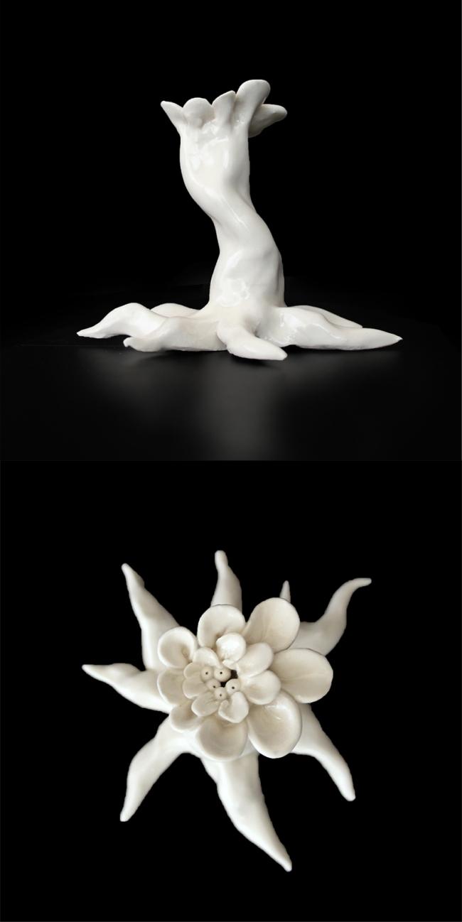 Laccaria - Alexia López Escultura
