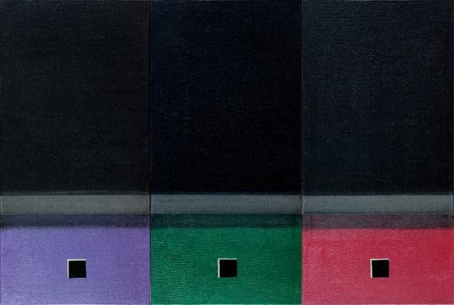 Noches de papel (Tríptico) - Mónica Saucedo