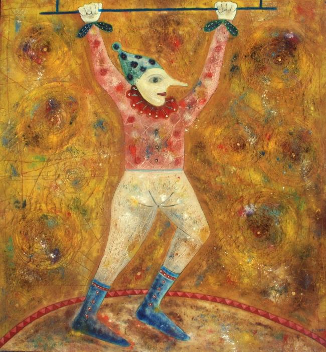 El cirquero - David Correa