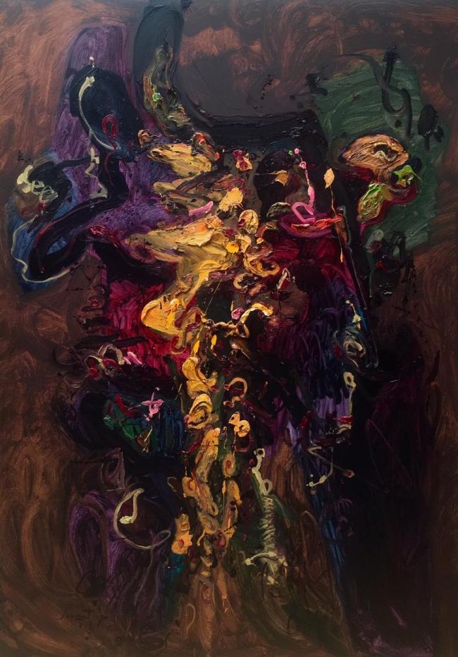 Chingue a su madre la pintura, viva la pintura III - Jazzamoart