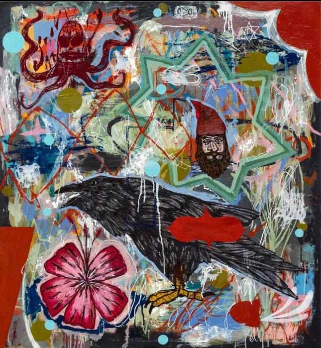 Tercer acto (corvus corax) - Walfred Rodríguez