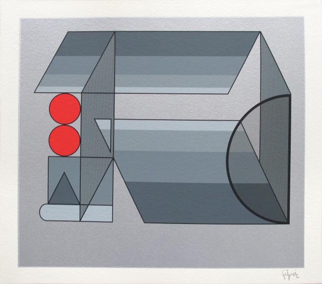 Geometría 5 - Manuel Felguerez