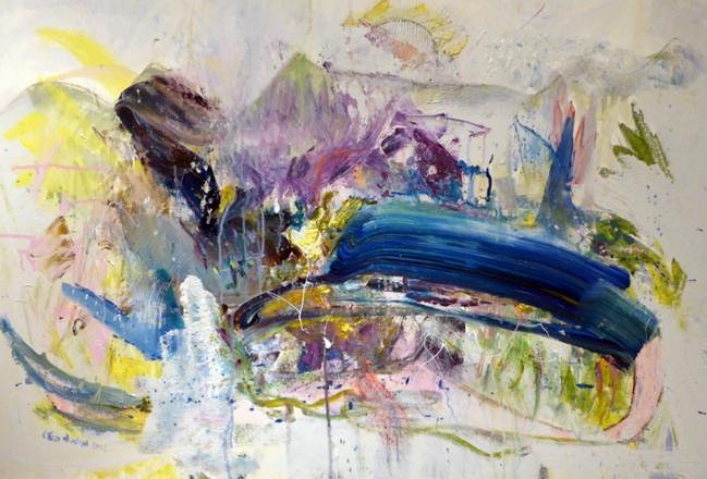 Straddling hope - Lucy Godwin