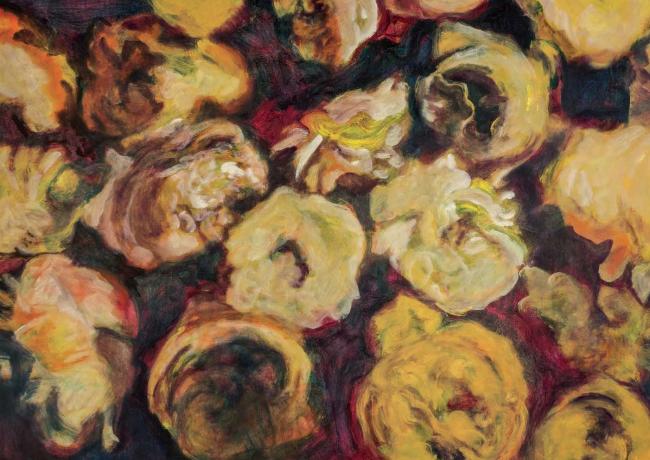 Flores de noche - Alicia Amador