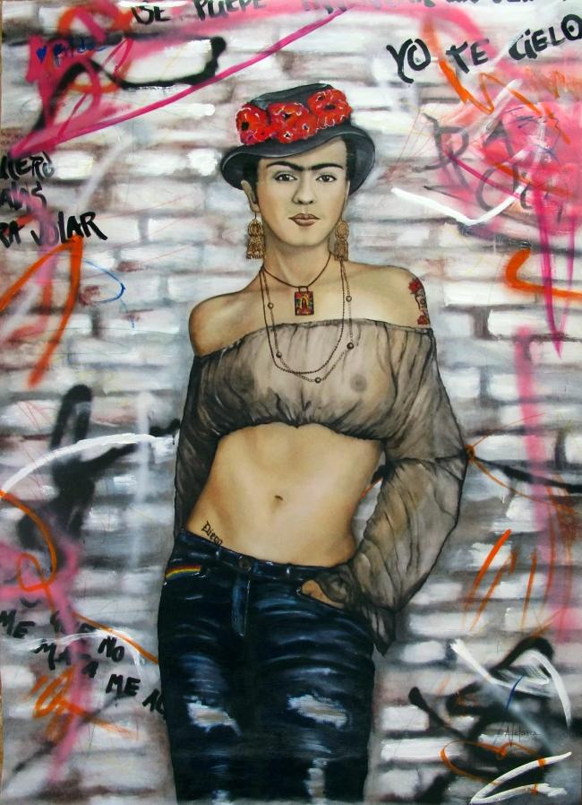 Still Lives Frida - Adriana Velarca