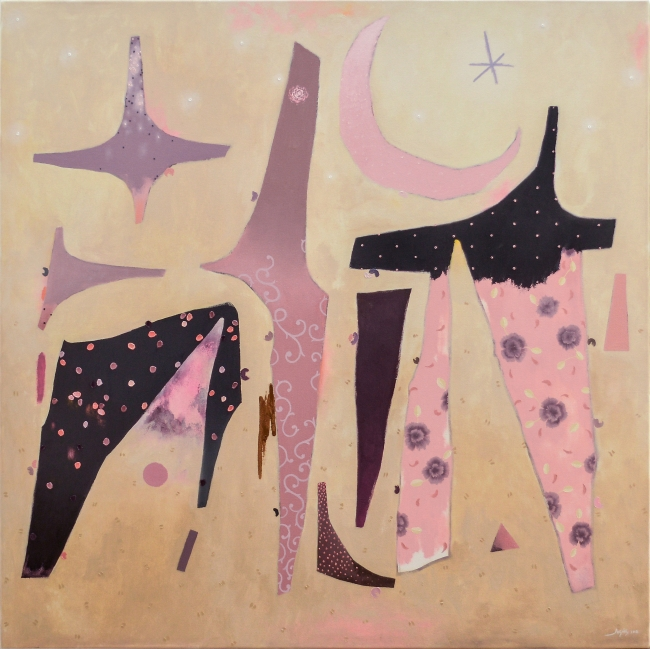 Serenata rosa con claro de luna - Jesus Gallardo