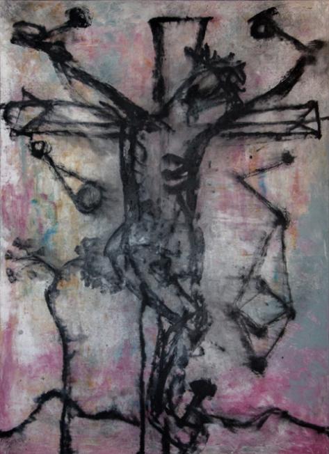 Cristo negro - Rosendo Pérez Pinacho