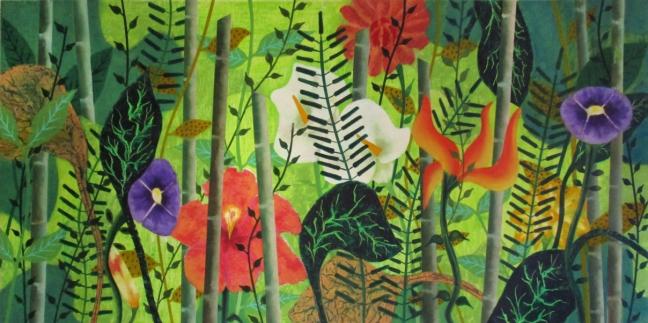 Verde II - Colección particular