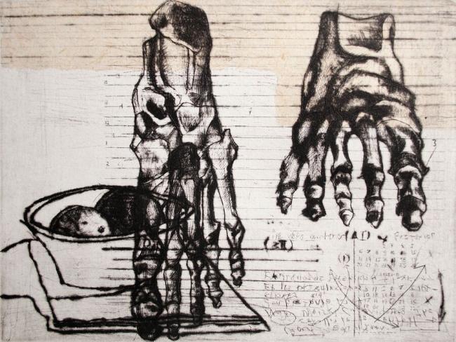 Diego Rodarte- Momentos - Varios Artistas En La Gráfica
