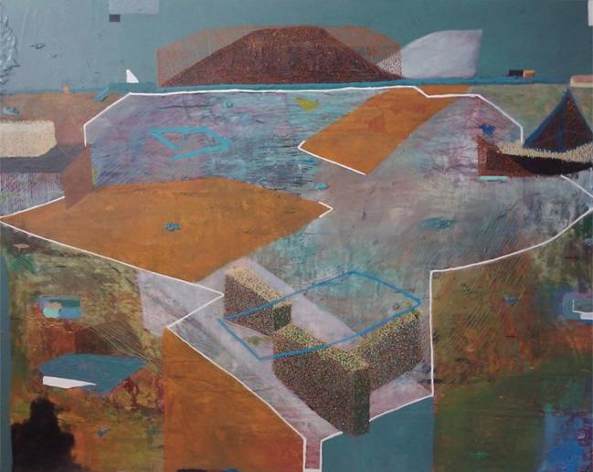 Diagrama para un paisaje