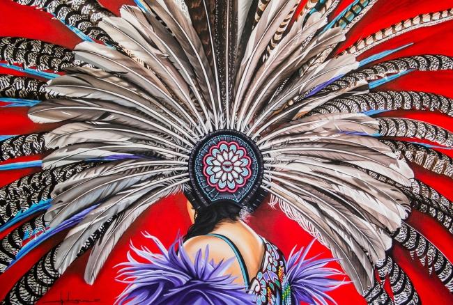 El penacho - Cathy Chalvignac