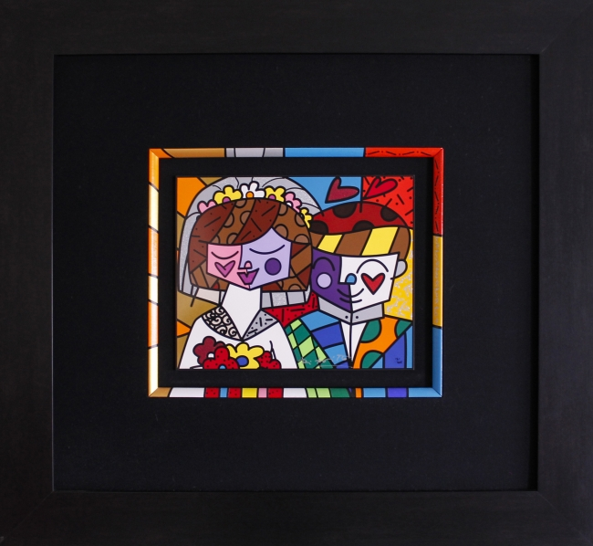 ROMERO BRITO. LOVE (WEDDING)