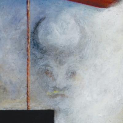 Minotauro ante el espejo
