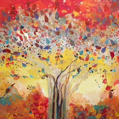 Recuerdo bajo el árbol