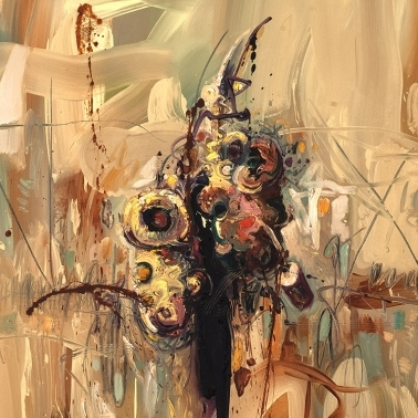Gestacion de La Pintura Saxofon