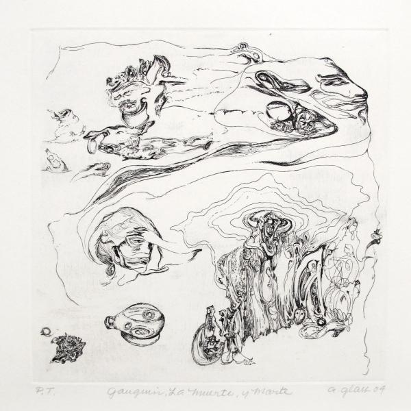 Gauguin, la muerte y marte PT