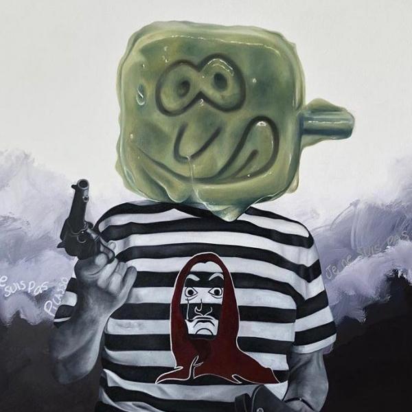 Je ne suis pas Picasso, Je ne suis pas Dalí