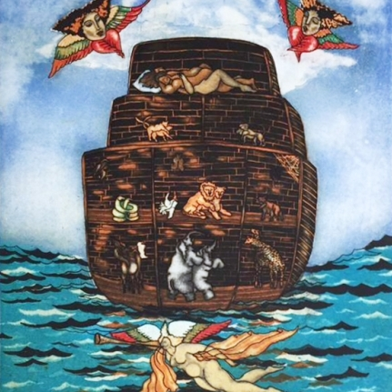 Carmen Alarcón- El arca de Noé