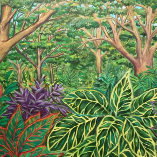 Selva en Comala