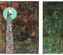 La siembra (Díptico)