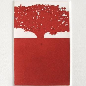 ST 11/100 árbol rojo