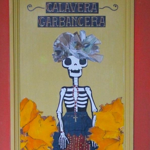 Calavera Garbancera