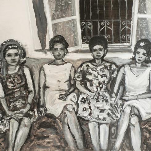 Señoritas de la García Ginerés