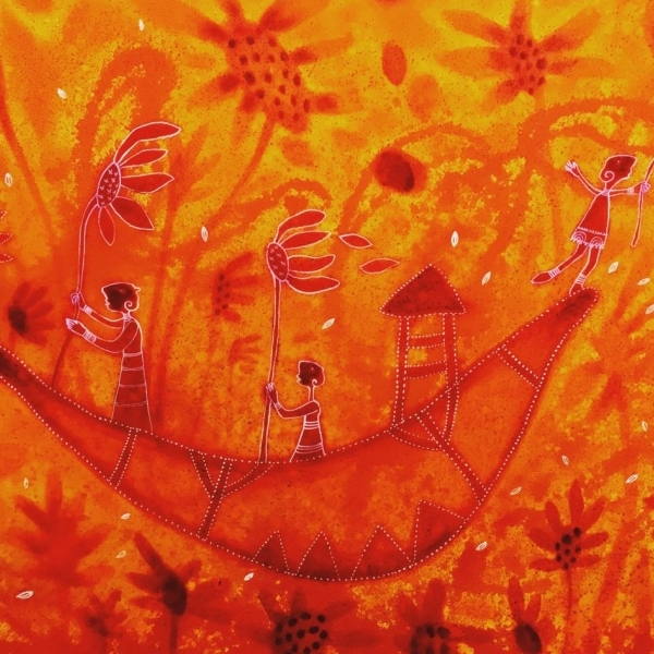 El mar de girasoles