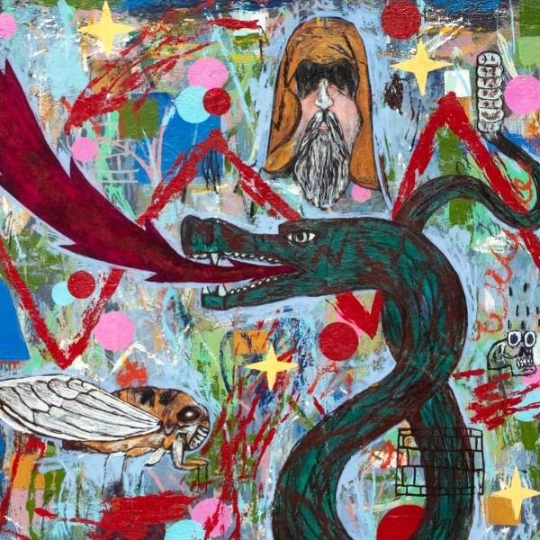 Pluma de Quetzal