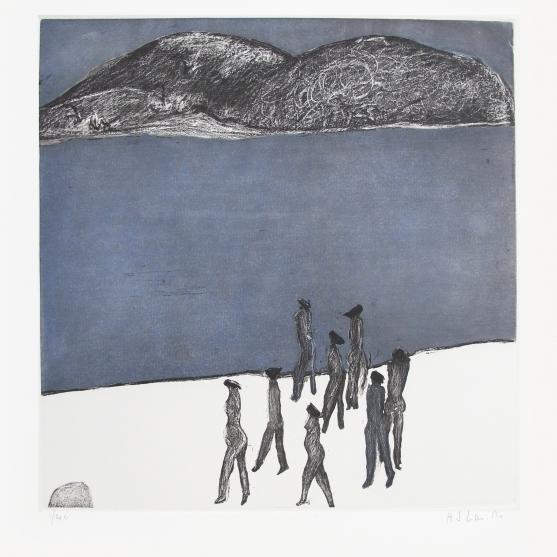 8 Mujeres en la playa 1/40