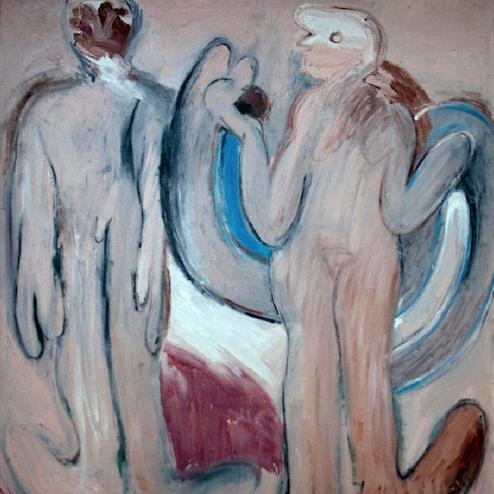 GAN1528 Adán y Eva II
