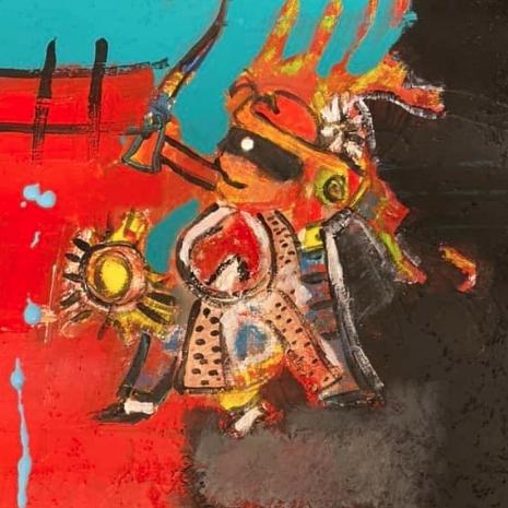 Huitzilopochtli Dios mexica de la guerra