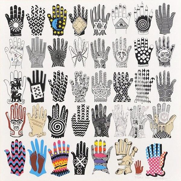 40 manos y una mas