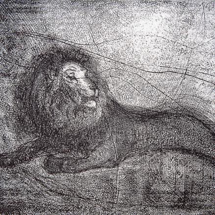 León de Singapur